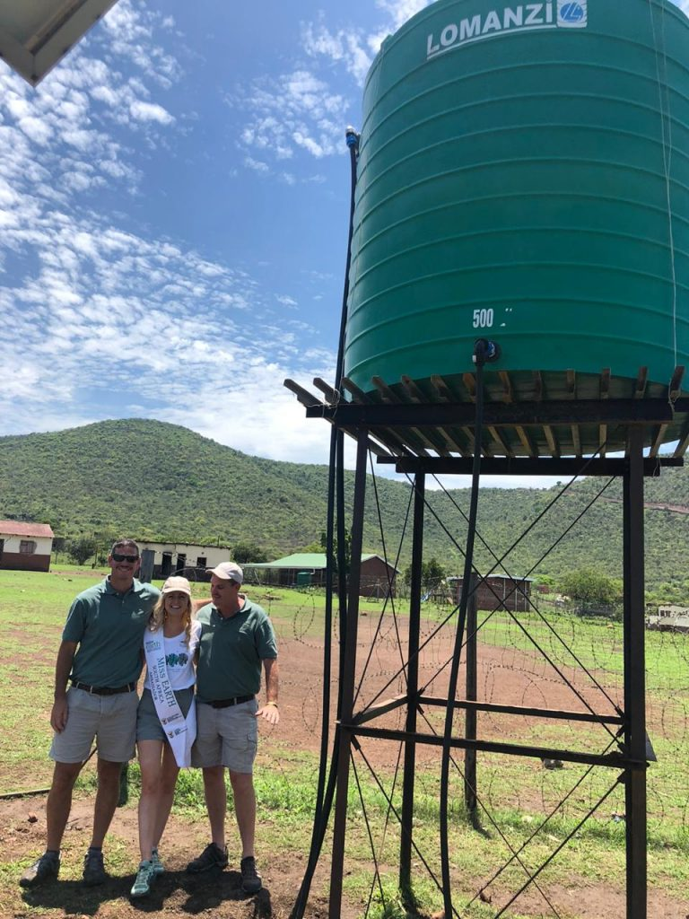 Balaya Community Project Water Tower