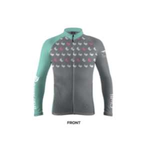 Long Sleeve Cycle Shirt